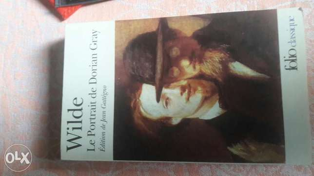Book (Le portrait de Dorian Gray)