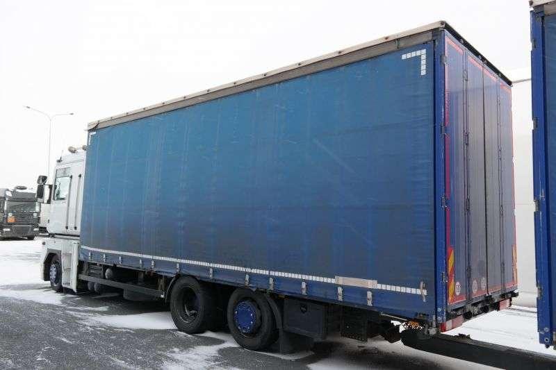 Renault + přívěs Schwarzmüller TPA 2/E valníková souprava - 2007 - image 7