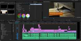 Pro Video and Film Editor