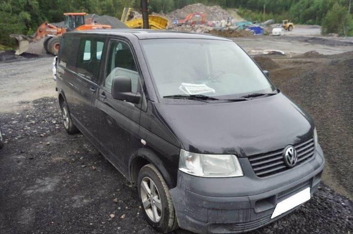 Volkswagen Transporter - 2005