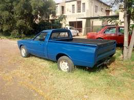 Ford Cortina MK4 Bakkie for sale