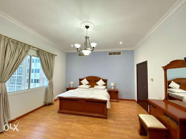 Big size 3BR apartment for rent in seef/pools/gym/wifi/ewa/car parking السيف -  4