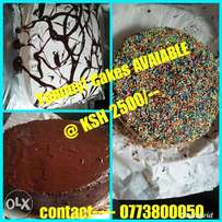 Yummy! Chocolate Cakes for sale ; available fl