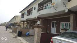 Newly built 4 bedroom duplex Lekki Gardens