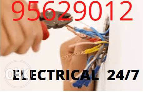 Rally with us for any electric and plumbing issue you face any time,
