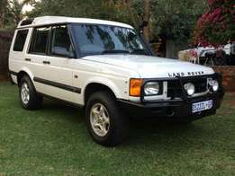 2000 Land Rover Discovery 2 TD5 Auto