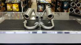 Exhaust Systems for the Old VW Beetle/Beach Buggy. HELMUT SPARES!!