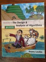 Introduction to The Design and Analysis of Algorithms Textbook