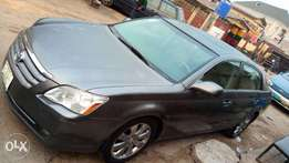 First body Toyota Avalon 2007 model for sale