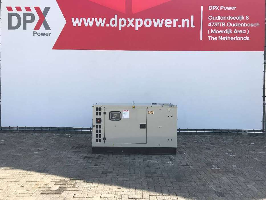 Perkins 1103A-33TG1 - 50 kVA Generator - DPX-15703 - 2019