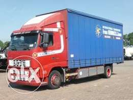 Volvo FH 12.380 - For Import