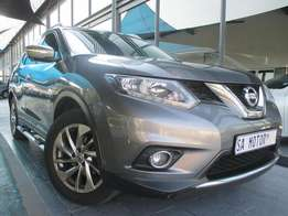 2015 Nissan X-trail 2.5 SE Automatic