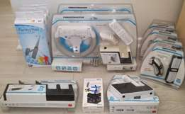 Assorted Wii Accessories
