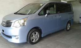 Toyota Noah new shape 2010model valvematic Deposit 600k