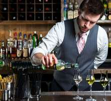Bartender needed urgently