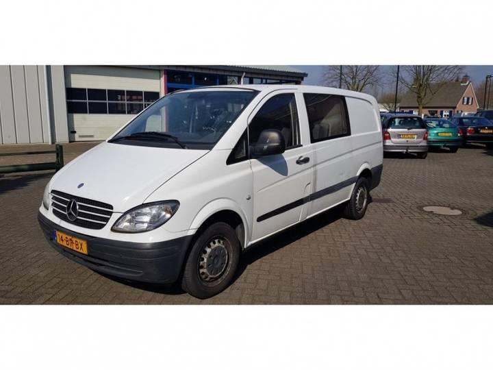 Mercedes-Benz 639 VITO 109 CDI Vito 109 CDi - 2004
