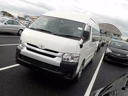 Toyota hiace 2011 for sale in mombasa new car just arrived