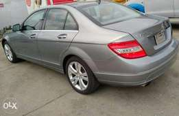 Super Clean Tokunbo 2009 Mercedes Benz C 300 With Pop Up Screen at 5m