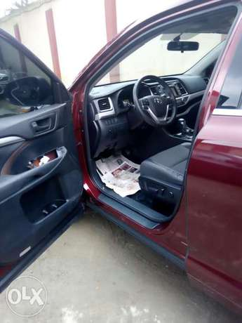 Toyota Highlander 2015 Model Tokunbo Lagos Clear Perfectly Conditions Ikeja - image 4