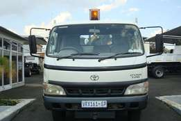 Toyota Tipper Toyota DYNA 7-195 side for sale