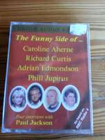 The Funny Side of.Caroline Aherne, Richard Curtis and (Cassettes) R150