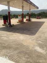 Filling station for sale on Abuja-Lokoja expressway