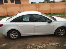 Used 2012 Chevrolet Cruze (Unregistered)
