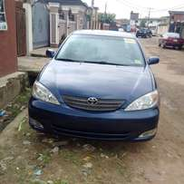 Toyota Camry XLE 2003 Model (Tokunbo)