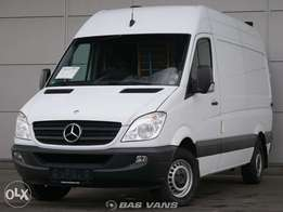 Mercedes Sprinter 316 CDI - To be Imported