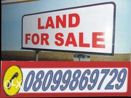 For sale 15 plots on Eneka Road By Shell cooperative Estate 5,500,000