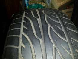 155 / 55 R / 16 Tyre only one unit