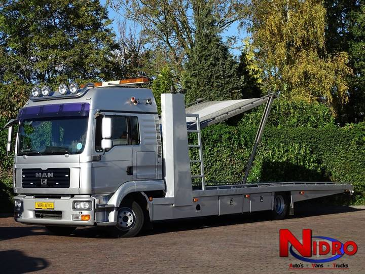 MAN TGL 12TON SLEEP 3 CARS EURO 5 - 2009