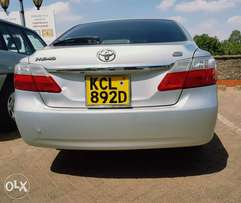 Toyota Premio 2009 model Priced to sell