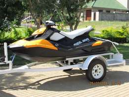 Sea Doo Spark 3-Up-90Hp - 27 Hours- Very Clean