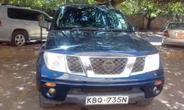 quick sell Nissan Navara DCI OUTLAW