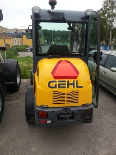 Gehl Al 340 Lastare, Uthyres - 2013