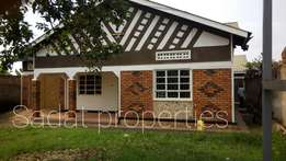 Kireka 3 bedroom standalone house at 800k