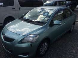 Toyota belta 2010 Just arrived 1300cc,KCL