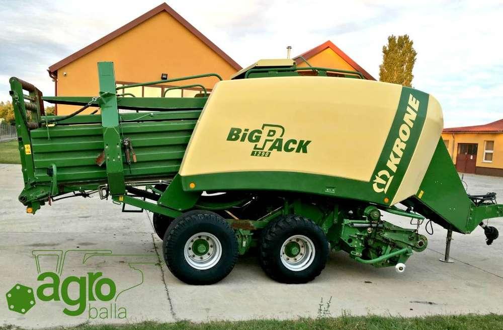 Krone Big Pack 120-90 - 2010