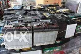buying used battery