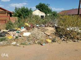 Vandalized house for sale in Soshanguve block WW