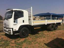 ISUZU F-SERIES FVZ1400 Dropside for sale