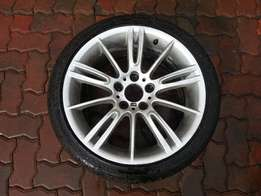 BMW E90 Mag and Tyre for sale Msport