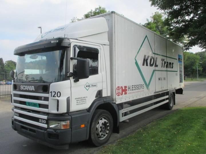 Scania p 94 - 2003