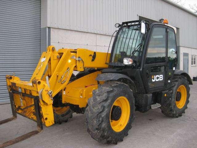 JCB 531-70 - 2014 - image 9