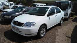 Very clean toyota nze 2004 model