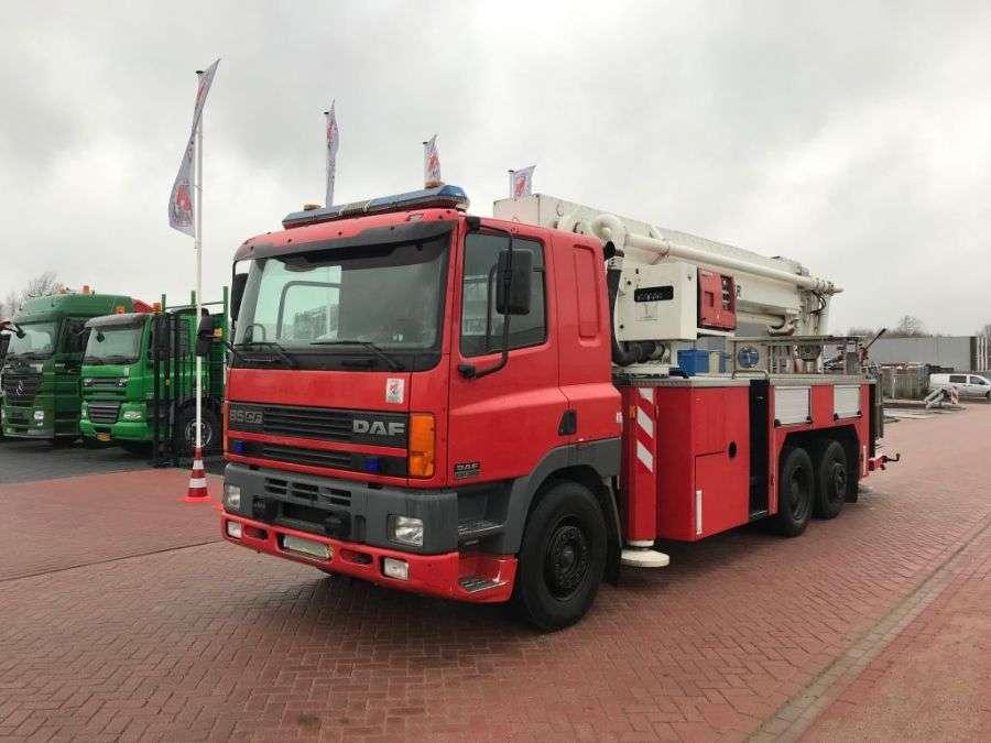 DAF Cf 85 - 380 - 2000