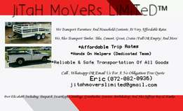 Affordable, Reliable Transport 4 Your Furniture & Goods, Great Service