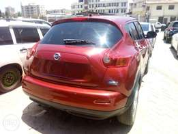 Nissan juke 2010 model,brand new on sale