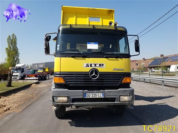 Mercedes-Benz Atego 1823 - 2001